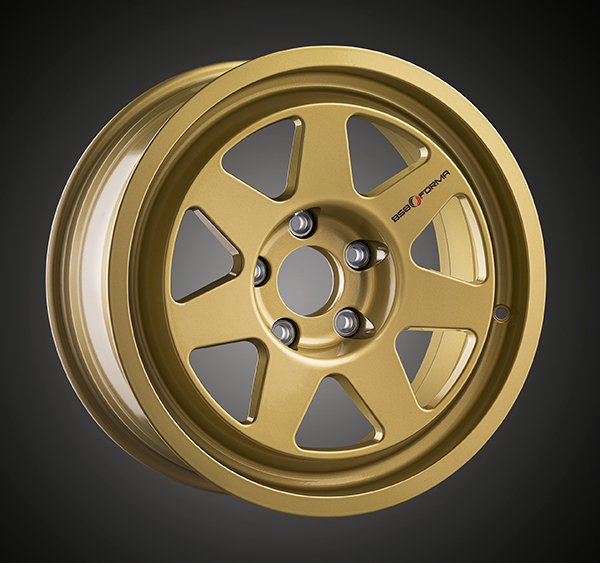 Wheel BMW M3 E30 Gold