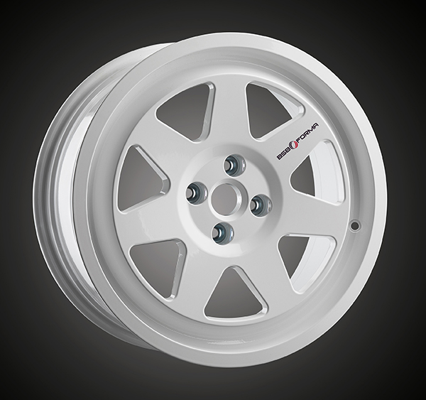 Wheel LANCIA DELTA 4 Hole White