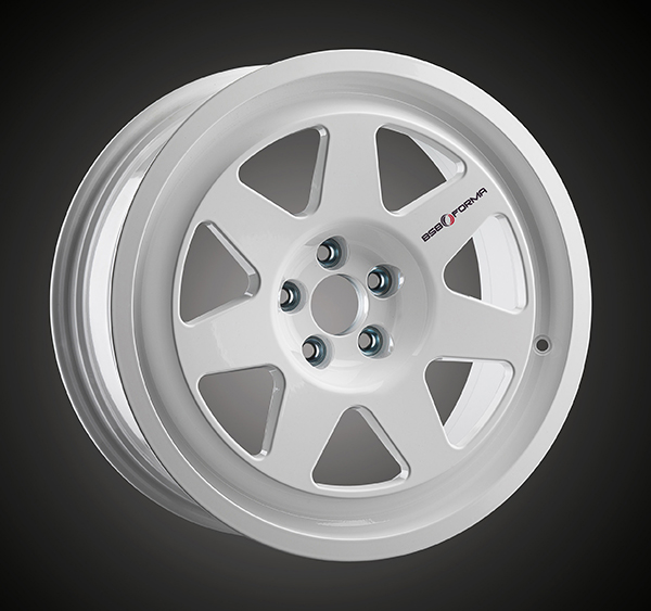 Wheel LANCIA DELTA 5 Hole White