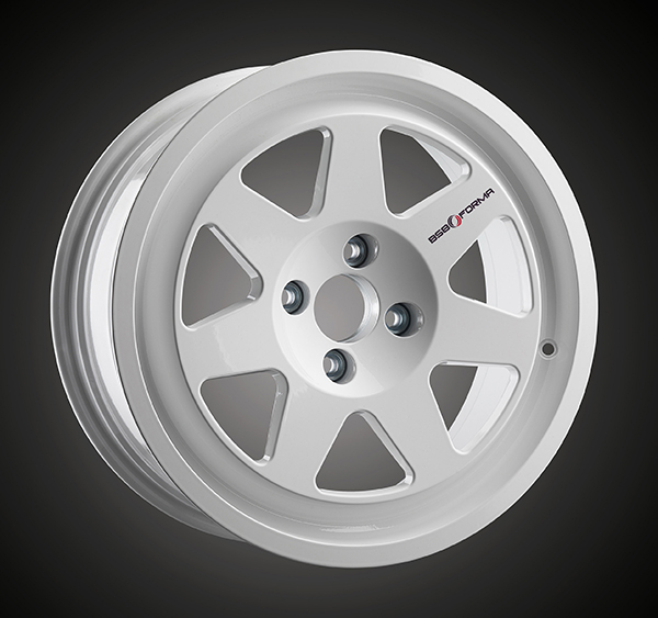 Wheel FORD SIERRA COSWORTH White