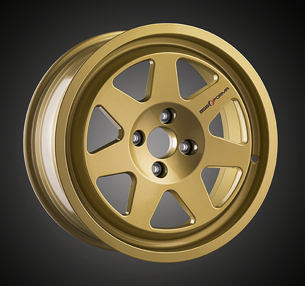 Cerchio FORD SIERRA COSWORTH Gold