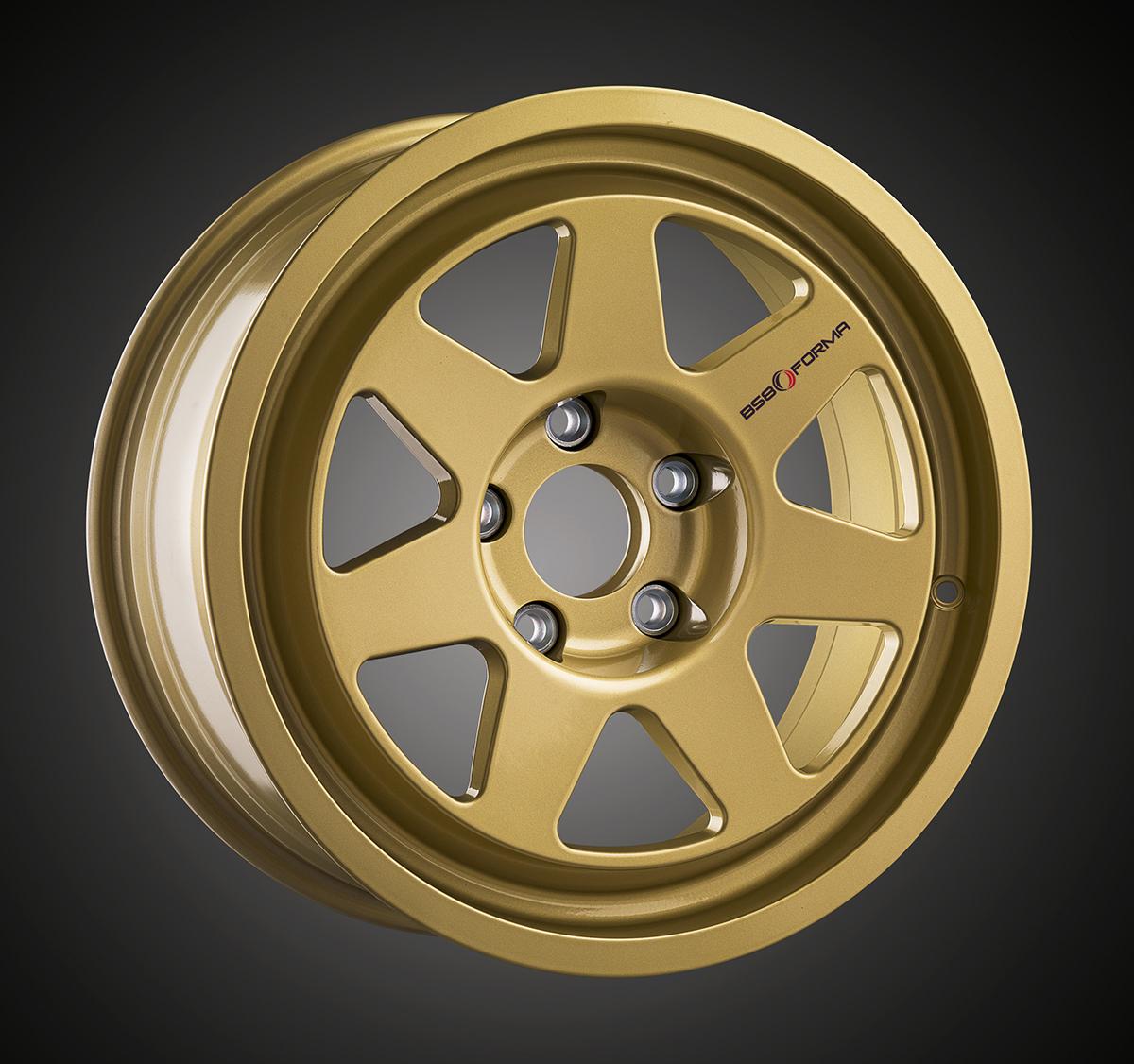 Wheel Bmw M3 E30 Gold Bs8forma It